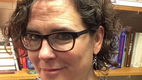 Kate Geiselman is a writer and professor of English at Sinclair Community College in Dayton, Ohio.