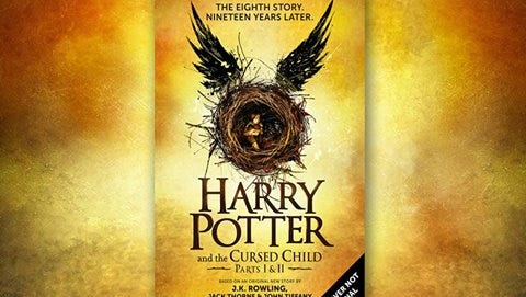 Barnes & Noble in Cool Springs will have a midnight release party for the eighth installment of the Harry Potter series.