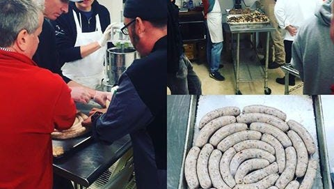 Greenbrier Farms has expanded its annual butchery classes to include everything from how to break down an animal to making your own charcuterie.