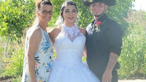 Dylan Womack was stabbed at a house party in Lindsay. The 26-year-old Visalia man remains in the hospital.