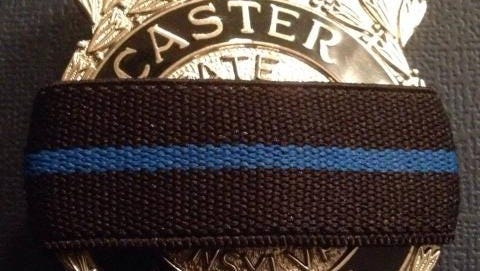 The Lancaster Police Department mourns the recent death of Patrol Officer Mark Gehron, a 19-year veteran of the police force.