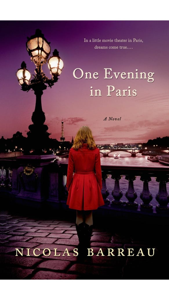 Let the fireworks begin check out new romance releases for Romantic evening in paris