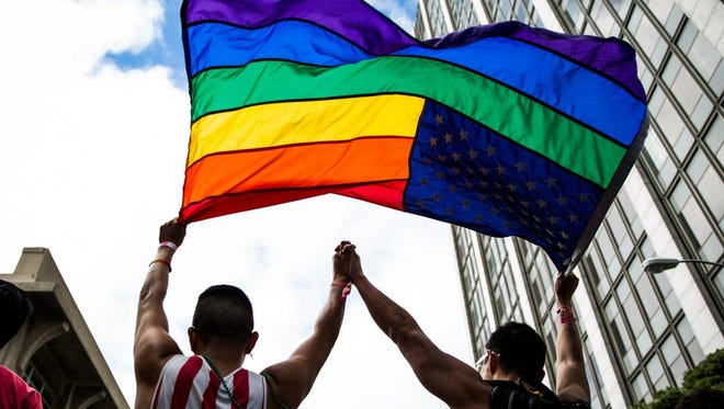 Britain's Foreign Office has issued new advice for British LGBT people traveling to the United States.
