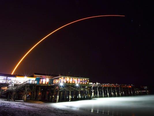 Atas V launch