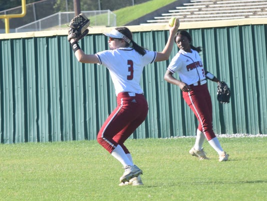 Pineville High School vs. East Ascension High School Monday, April 16, 2018.