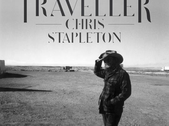 Music review stapleton 39 s solo cd takes road less travelled for Songs chris stapleton wrote for others