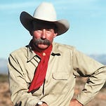 Baxter Black writes On the Edge of Common Sense column. He is a former New Mexico resident who spent his working days tormenting cows. He now resides in Arizona and spends much of his free time tormenting cowboys and the sorts. www.baxterblack.com.