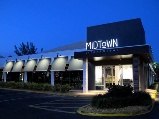 Midtown Kitchen + Bar launched June 3, 2016, in the former space of TGI Friday's, 2110 U.S. 41 N., in Naples.