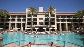 The Fairmont Scottsdale Princess, Scottsdale's largest resort, is one of several area resorts offering special summer deals.