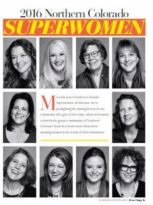 2016 Northern Colorado Superwomen