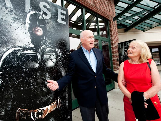 Batman Premiere at Majestic 07/15/12