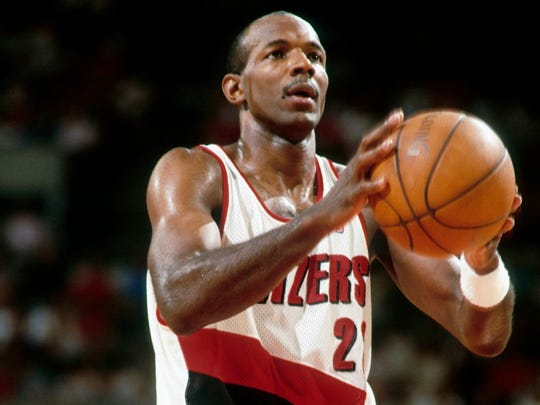 Former Portland Trail Blazers great Clyde Drexler will