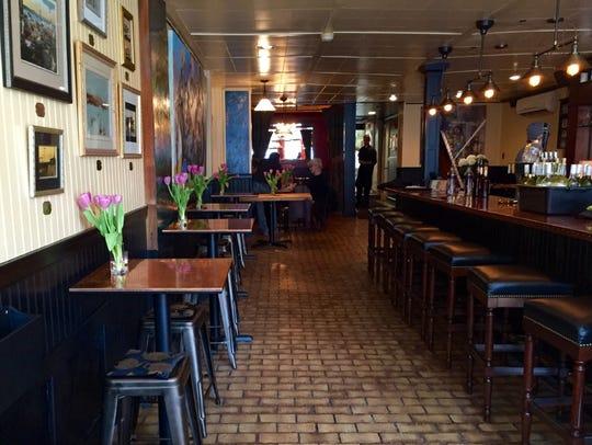 """O'Donoghue's Tavern in Nyack hosts a popular recurring """"Vegan Nite"""" dining series."""