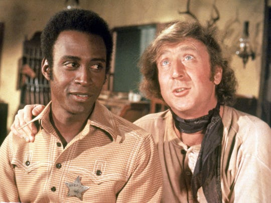 Gene Wilder starred in many of director Mel Brooks'