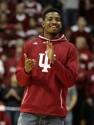 Former IU forward Devin Davis announced he will transfer to Houston.