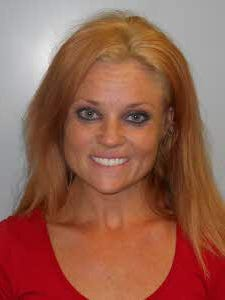 Bonnie Bernard was arrested Nov. 3 for breaking into motor vehicles and stealing goods and property from the vehicles.