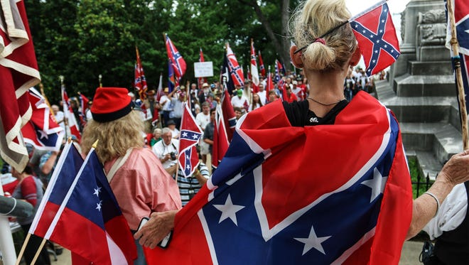 Confederate Memorial Day was first established in Alabama in 1901 as a day to commemorate soldiers killed in battle. The date in late April also recognized the end of major fighting in the Civil War.
