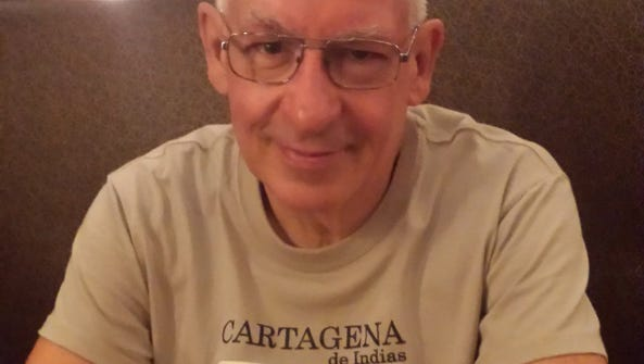 Longtime comic-book writer and editor Tom DeFalco is