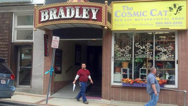 The Bradley Playhouse in Putnam has canceled the rest of its season.