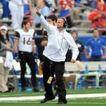 Southern Miss head coach Todd Monken has led the Golden Eagles to a 9-3 record and a spot in the Conference USA Championship.