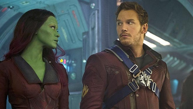 """A scene form """"Guardians of the Galaxy."""""""