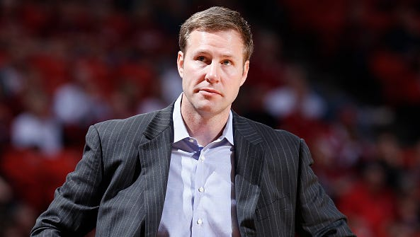 Iowa State head coach Fred Hoiberg was the state's most popular major college sports coach, a recent poll said.