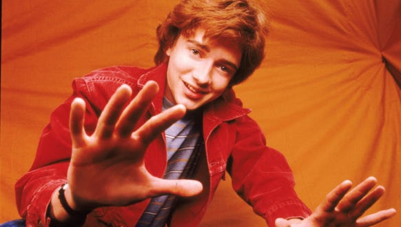 """My hands are magical"": Topher Grace as Eric Foreman"