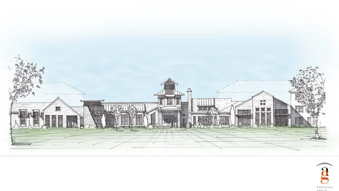 A new senior living center would expand the Gables of Germantown community.