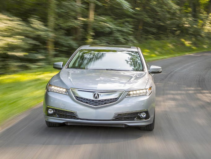 2015 acura tlx owners manual