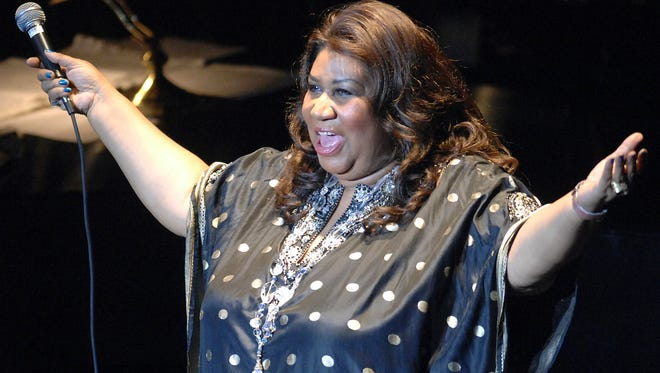 Born in Memphis, and raised in Detroit, gospel, soul and R&B singer Aretha Franklin serenaded a Grand Theater audience in 2007 in Wausau.