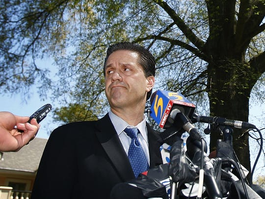 """""""You guys all said we needed to lose one,"""" Tigers coach John Calipari said of the UT game in 2008, """"so we lost one."""""""