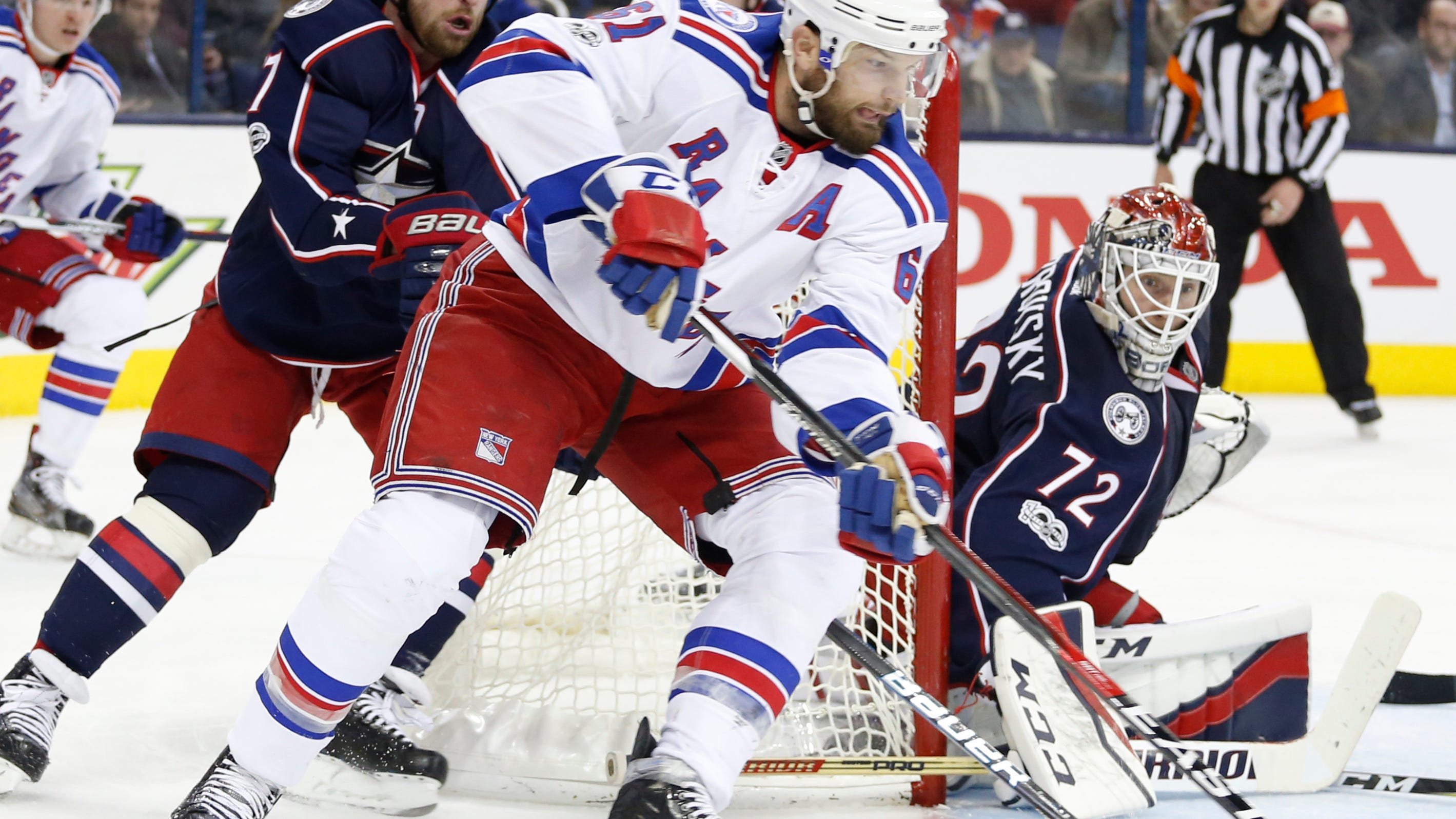 Short Side Goals On The Rise As Shooters Adjust To Goalies