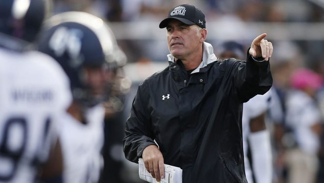 Old Dominion head coach Bobby Wilder suspended his son from the team on Wednesday.