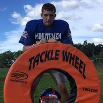 Louie Griggs emerges for Washington Township football