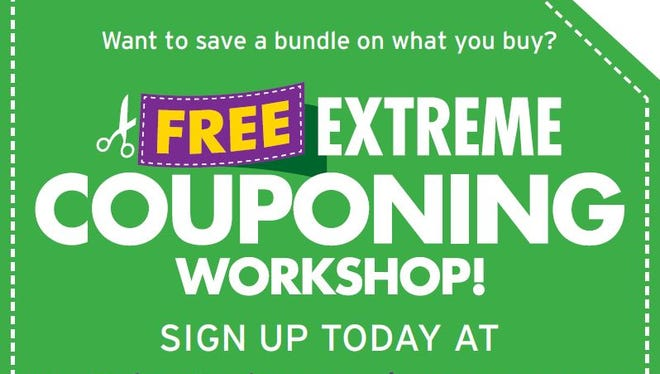 Free Coupoing Workshop 3-20-17