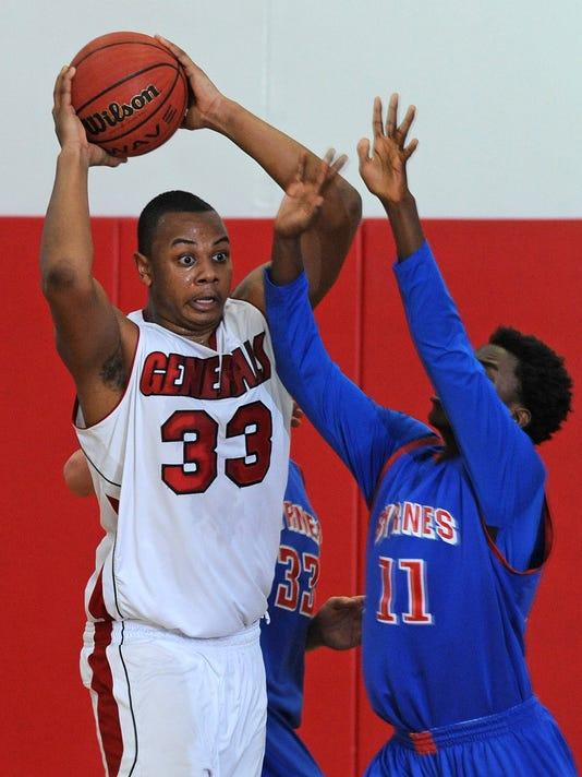 Wade Hampton Basketball