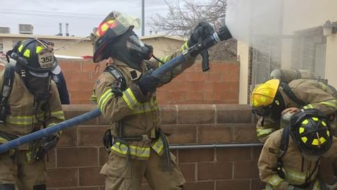 The NMSU Fire Department has 20 firefighters; it is one of the few departments in the nation with student firefighters.