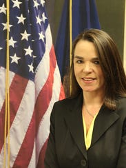 Corrections Department Director Heidi Washington