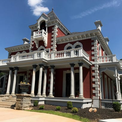 Greenville Roots: Brief history of The Wilkins Mansion