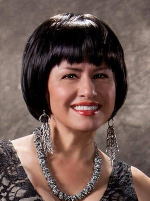 Comedienne Goldie Garcia will be performing three shows this weekend in Las Cruces and Mesilla.