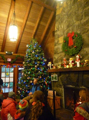Many festive activities are planned for the 38th annual Christmas Festival at Silver Falls State Park, a family event taking place 11 a.m. to 4 p.m. Saturday and Sunday, Dec. 12-13.