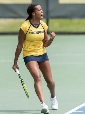Brienne Minor received a wild-card berth to the U.S.Open and will face Ons Jabeur of Tunisia in the first round.
