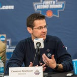 Belmont women's basketball coach Cameron Newbauer signed a five-year contract extension Thursday.