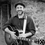 Jon Shain will perform at the 2016 Carl Sandburg Folk Festival.