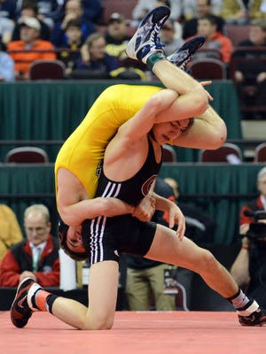 Dylan D'Emilio is among six state qualifiers who return for Genoa.