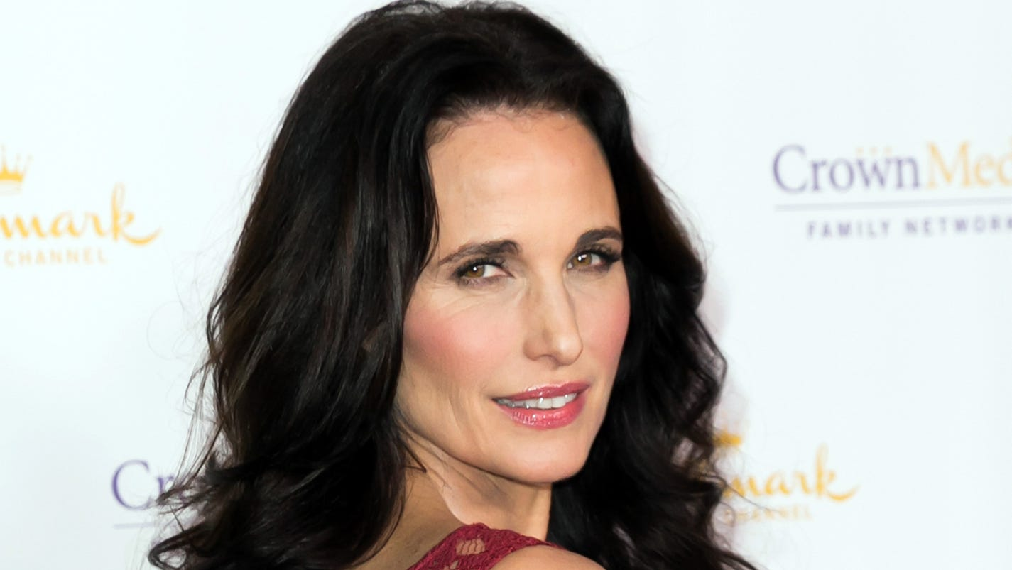 Andie MacDowell rails against injustice of being bumped
