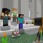 Students to spend more time playing Minecraft