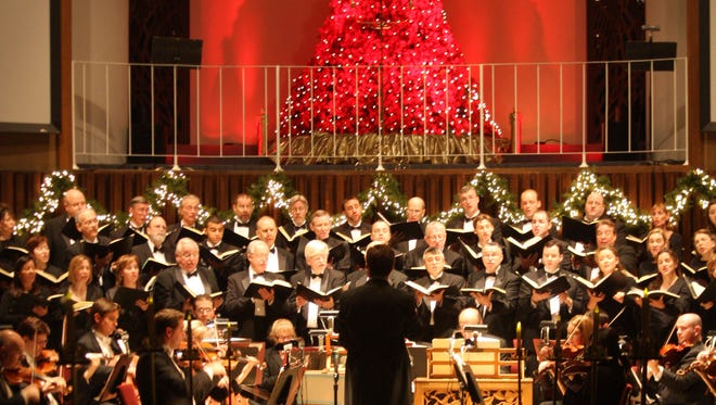 The Phoenix Symphony offers several holiday performances in various styles.