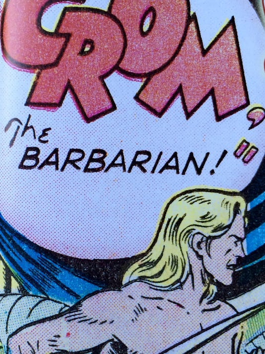 Crom The Barbarian 1950
