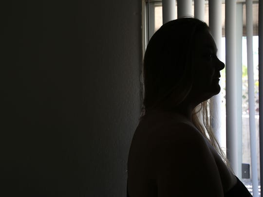 Carissa, a Coachella Valley woman, was the victim of a rape in 2012. Although her attacker was convicted, it is unlikely her rape kit was ever tested by valley police.